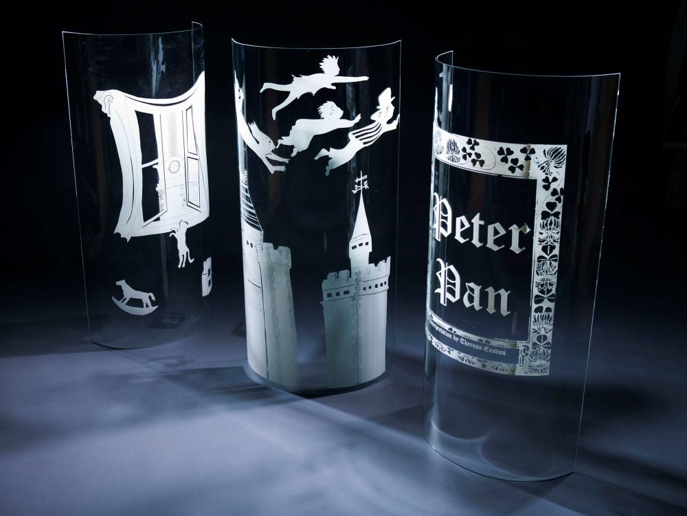 Silk Screen Printing onto Glass workshops 2012 (3/3)