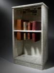 (Un)-cut cut books 45x30x76cm 2012