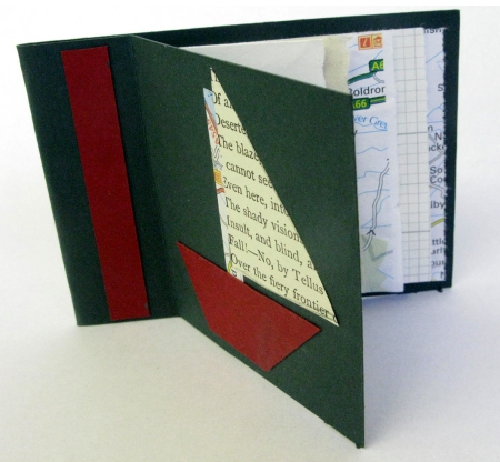 Made from Make Your Own Book Kit