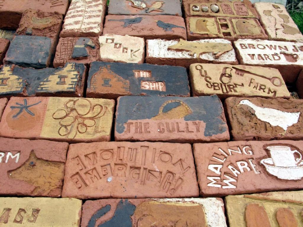 bricks small 8