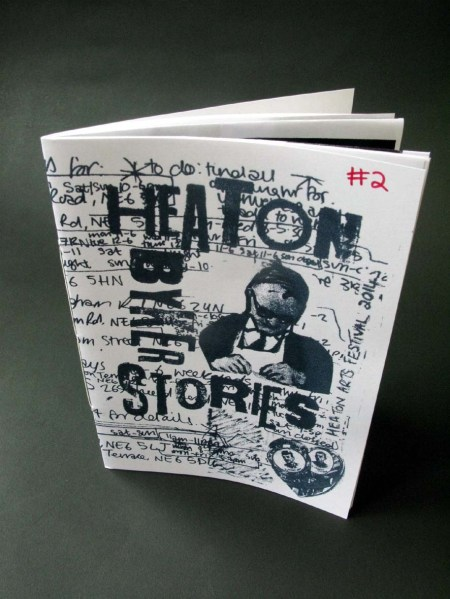 Heaton & Byker Stories Zine #2