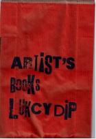 Artist's books Lucky Dip