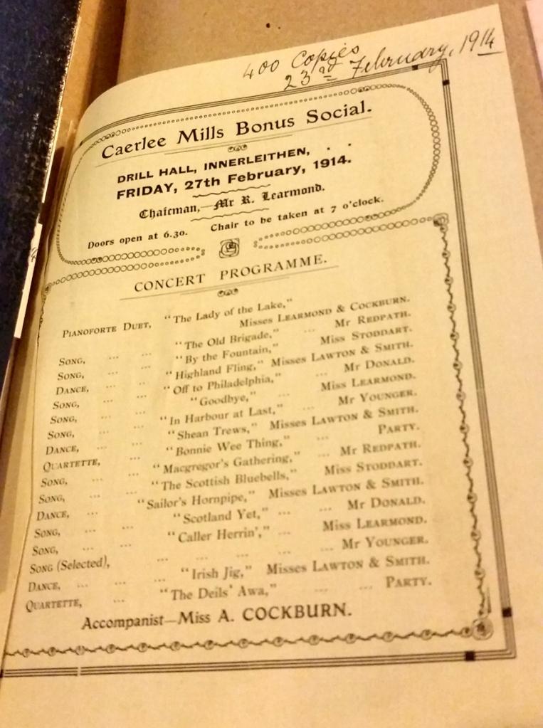 caerlee Mills Bonus Social