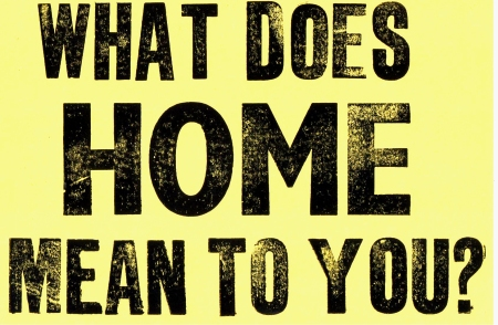 what does home mean to you